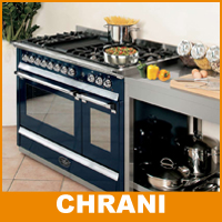 Stand Oven Gas Cooker