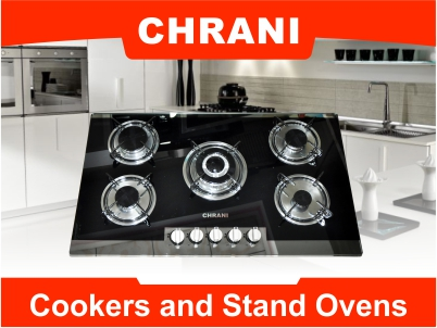 Cookers and Stand Ovens
